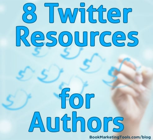 8 twitter resources for authors1