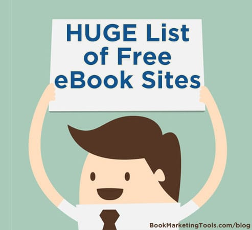 Top 90+ Free eBook Sites | Book Marketing Tools Blog