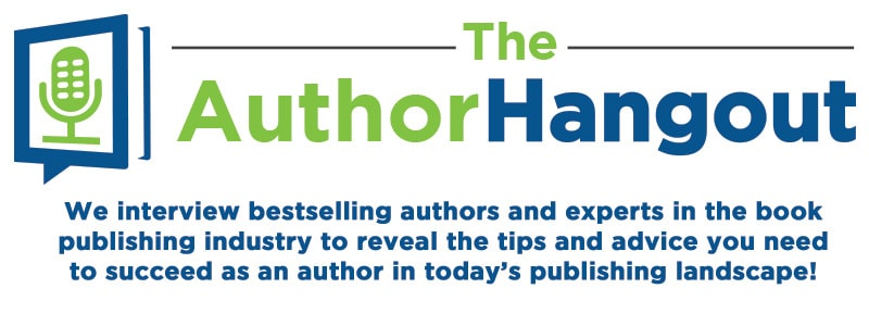 The Author Hangout self-publishing podcast interview series