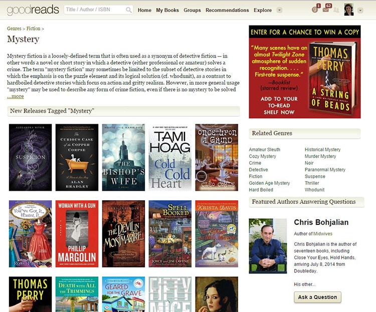 3 Hot Tips for Finding Your Audience on Goodreads | Book