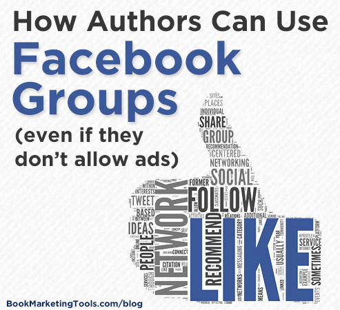 How Authors Can Use Facebook Groups