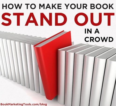 how to make your book stand out in a crowd