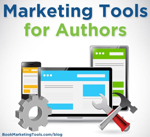 marketing tools for authors
