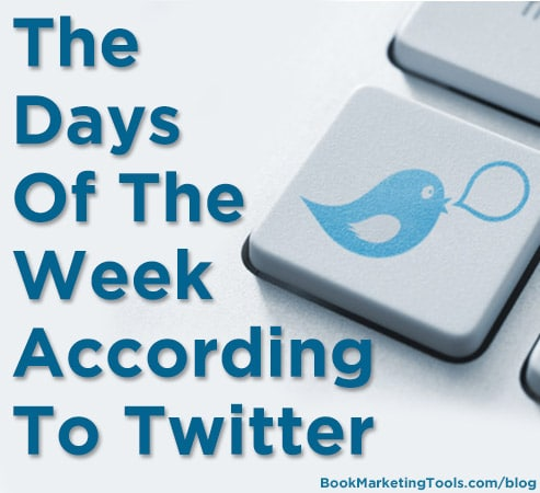 the days of the week according to twitter