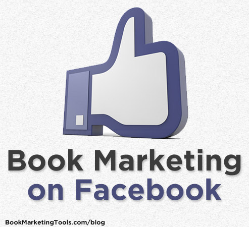 book marketing on facebook