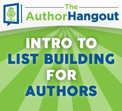 List Building for Authors