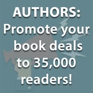 Promote your books at ReadingDeals.com