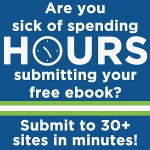 Submit your books to 30+ free ebook sites in just minutes.