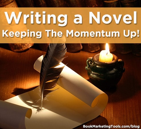 writing-a-novel-keeping-the-momentum-up