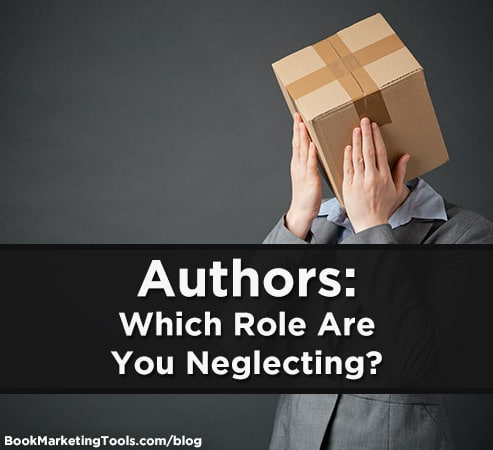 authors which role are you neglecting