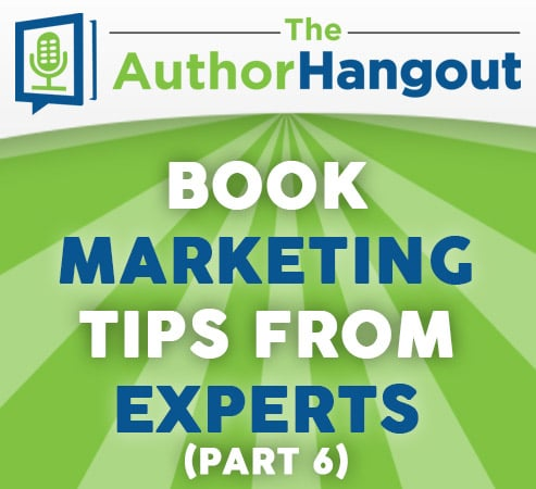 126 book marketing tips experts 6 featured