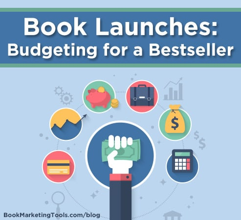 book launches budgeting for a bestseller