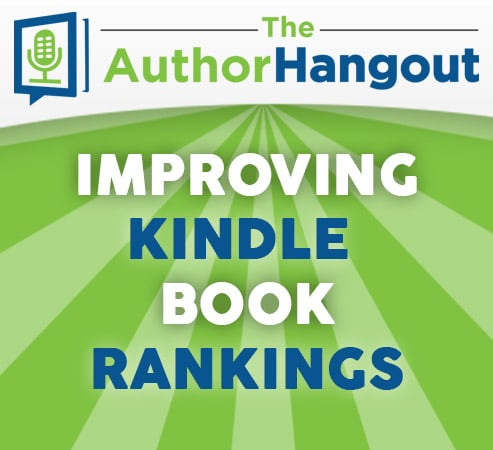 134 KINDLE BOOK RANKINGS FEATURED