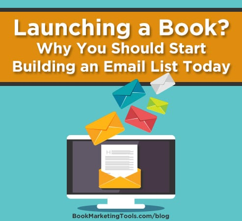 launching a book why you should start