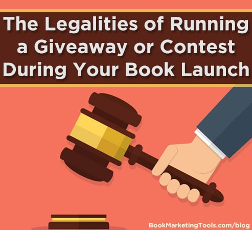 the legalities of running a giveaway or contest