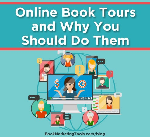 online book tours and why you should do them