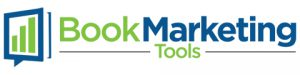 book marketing tools logo